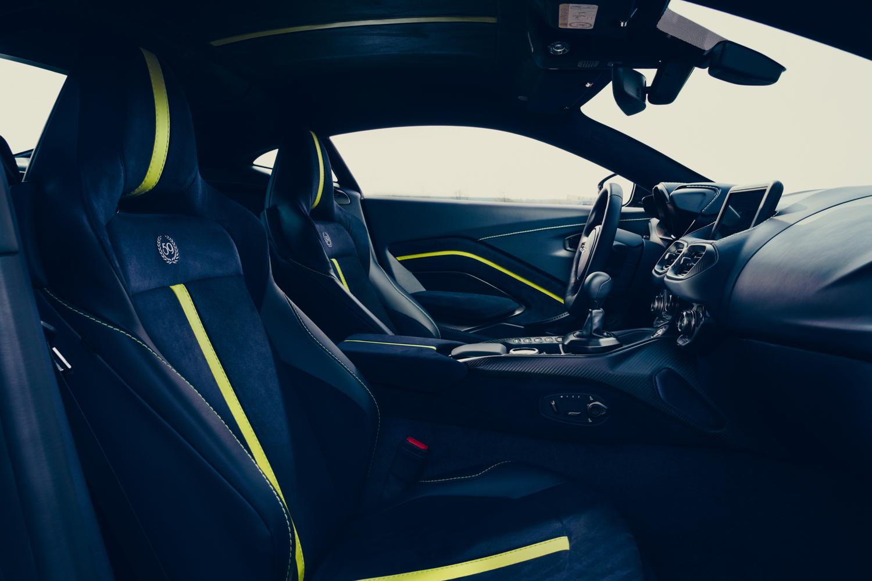 Aston Martin Vantage AMR rear detail