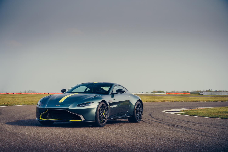Aston Martin Vantage AMR 3/4 front