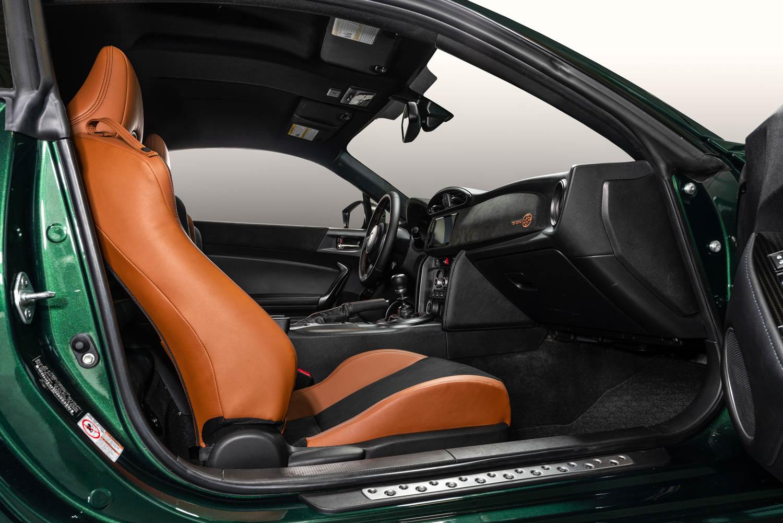 2020 Toyota 86 Hakone Edition leather