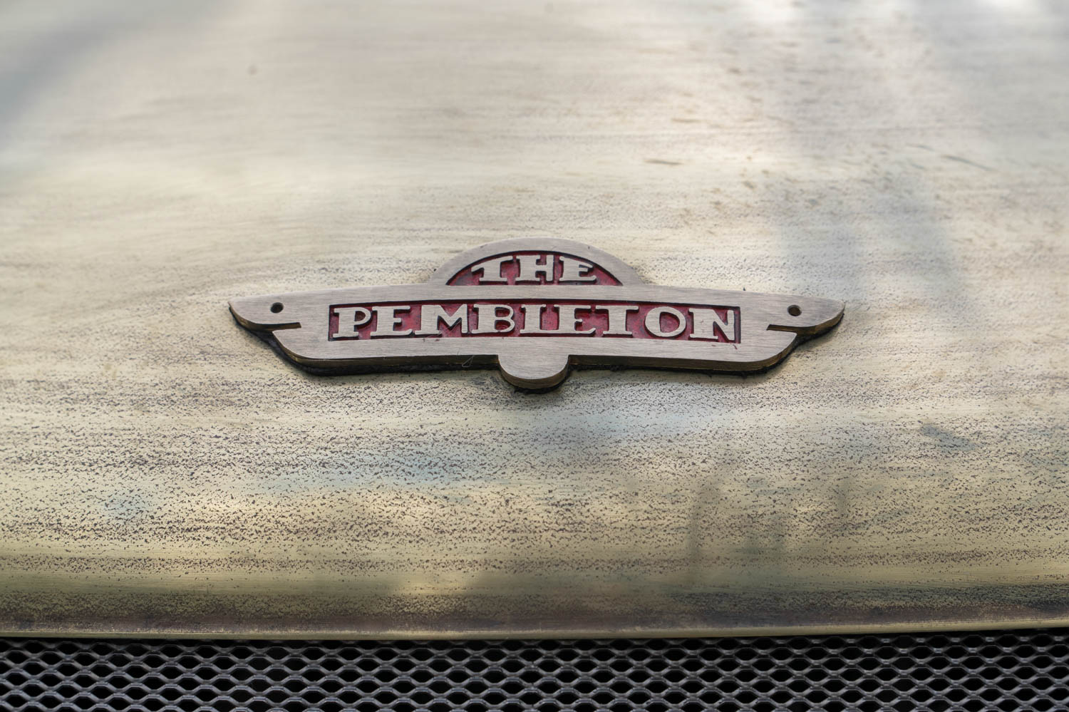 Pembleton V-Sport badge