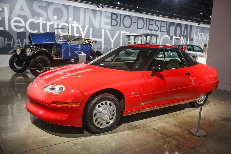 1996 GM EV 1