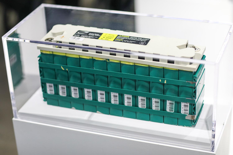 1996 GM EV 1 battery