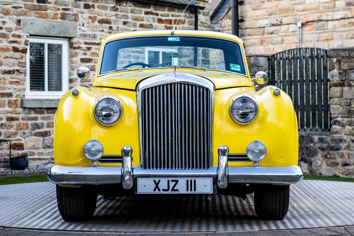1956 Bentley S1 Pickup front