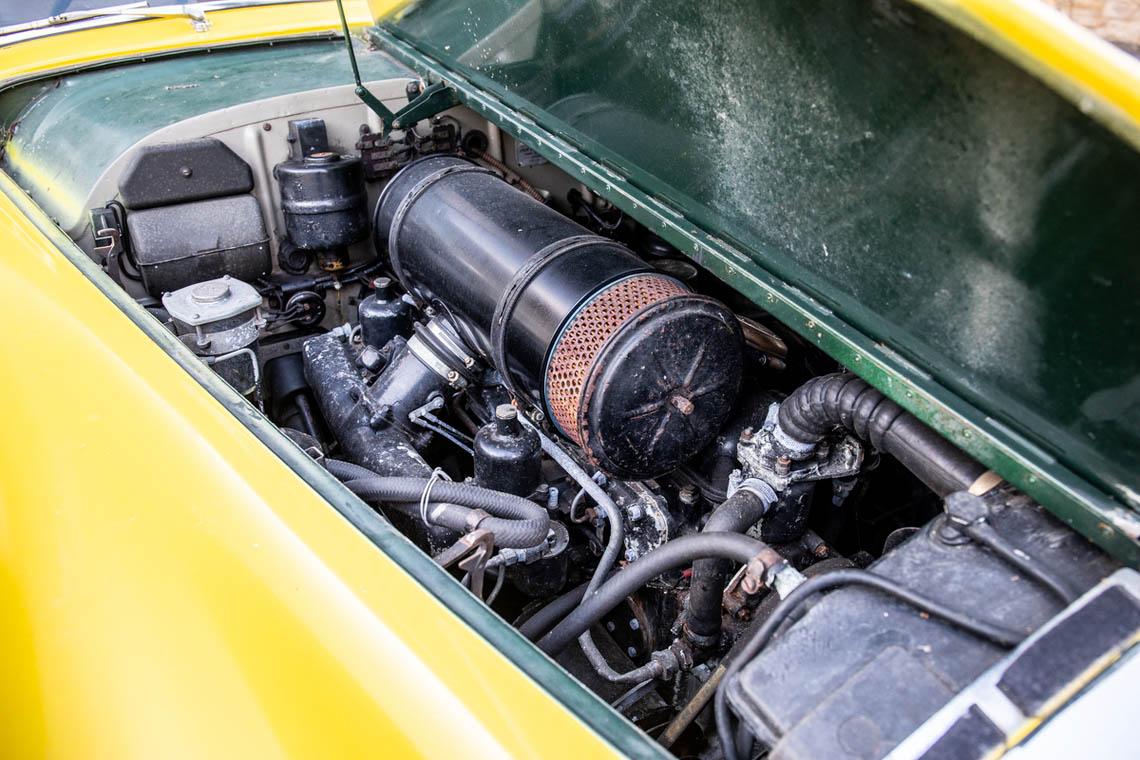 1956 Bentley S1 Pickup engine