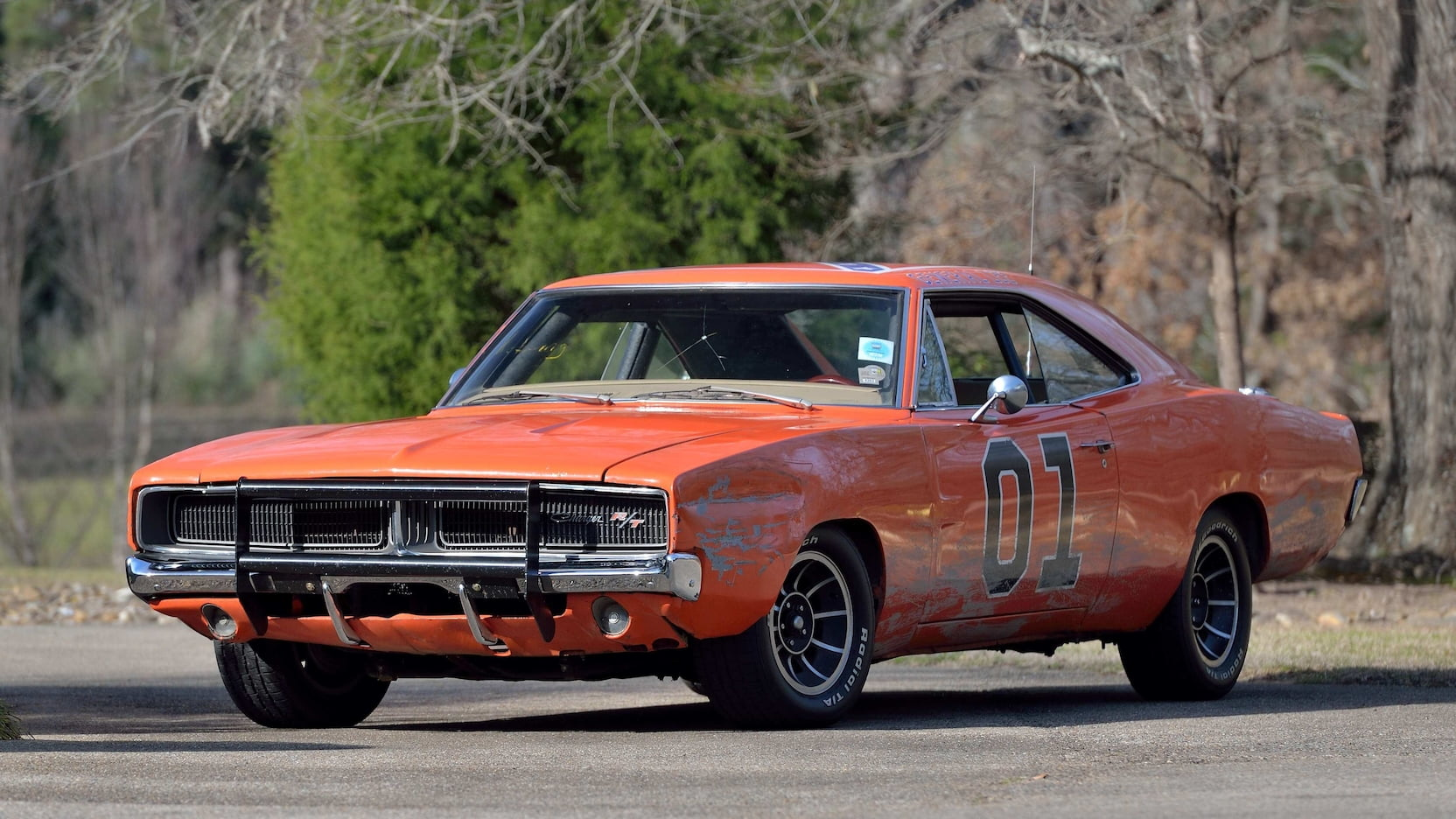 General Lee movie prop is the best excuse to dirt rally a muscle car thumbnail