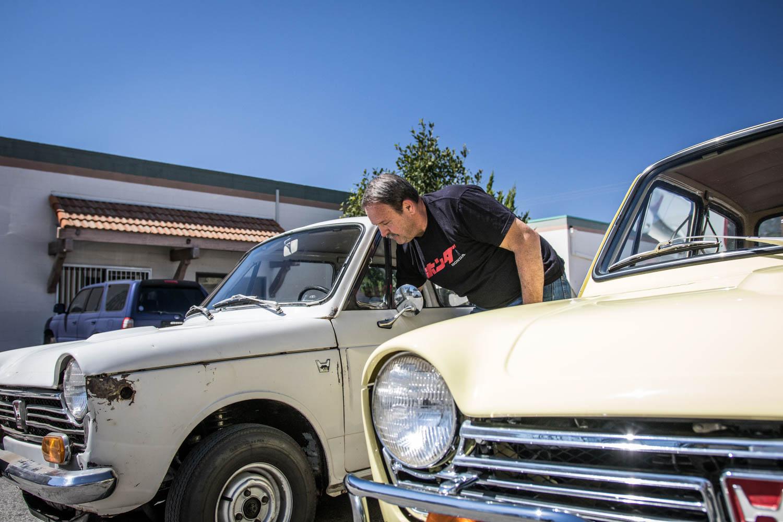 checking out a Honda N600