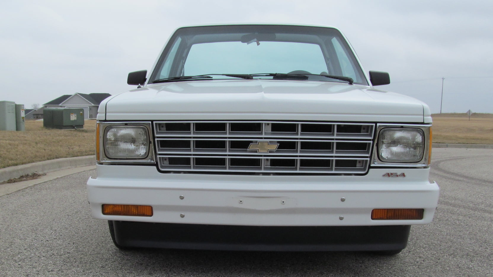 Big Block Swapped S 10 Is Modern Muscle Quick And 80s Cool All In One Hagerty Media
