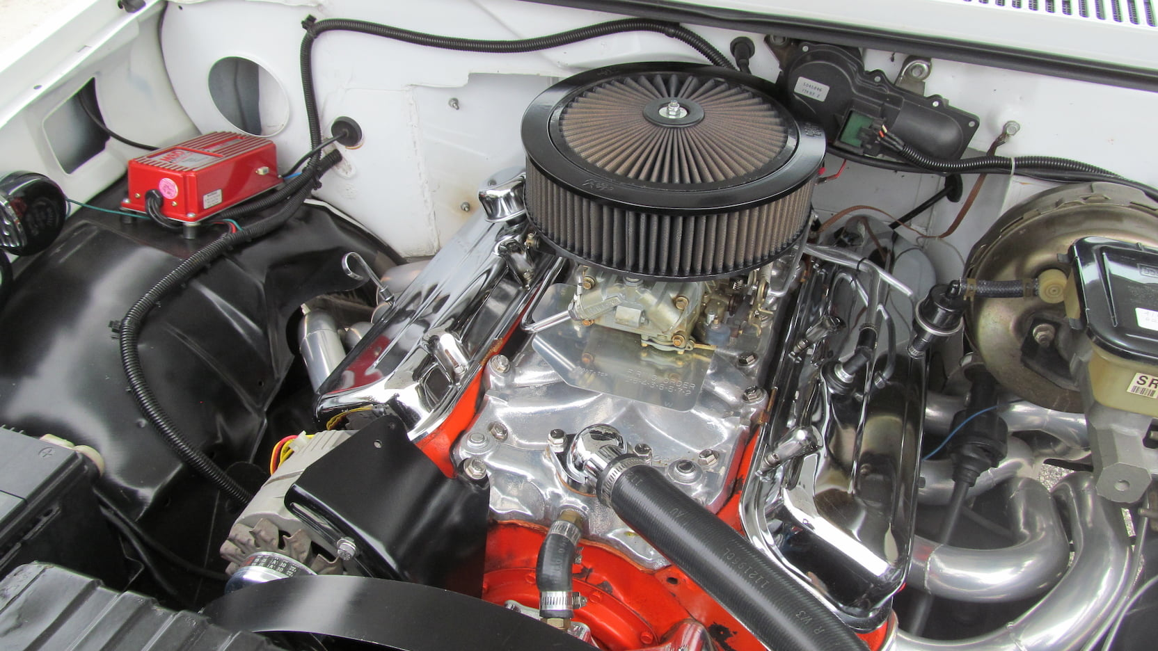 1987 Chevrolet S10 engine