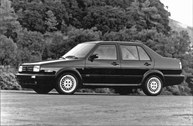 Volkswagen Mk2 GLI profile