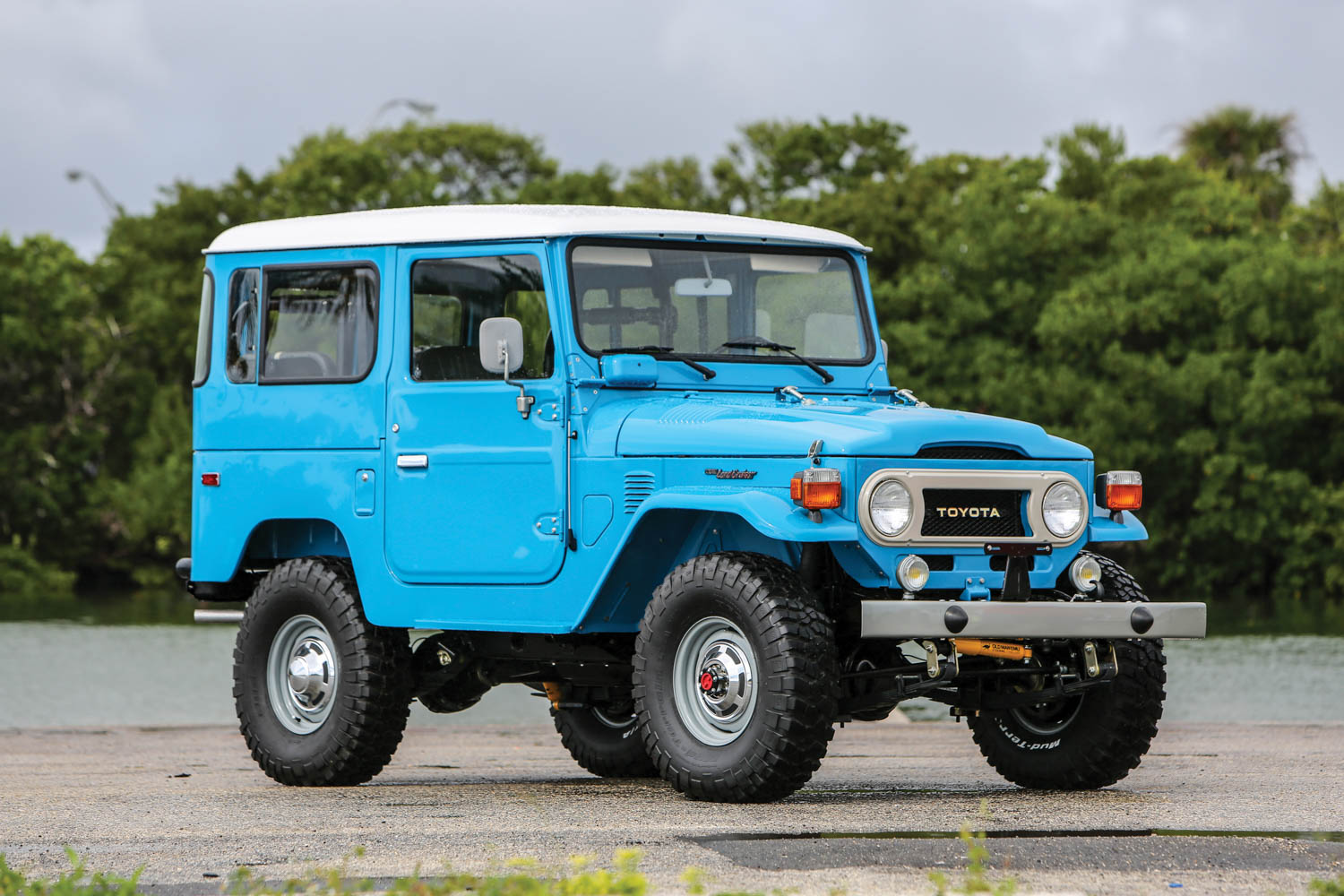 As the Toyota FJ40 market settles, now might be the time to buy thumbnail