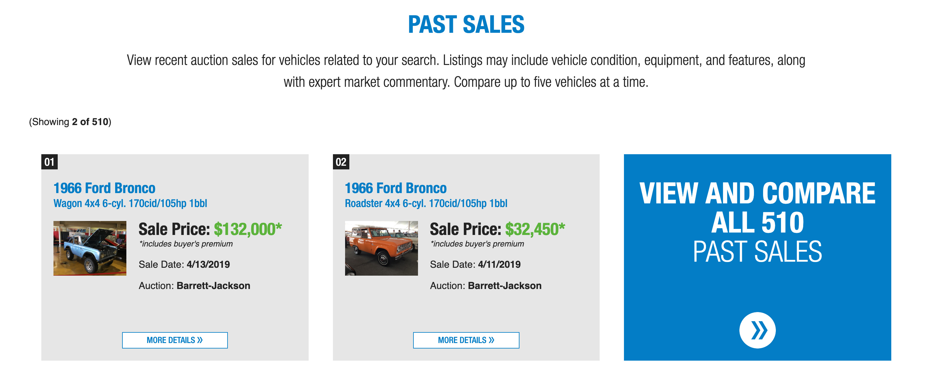 Hagerty valuation tools