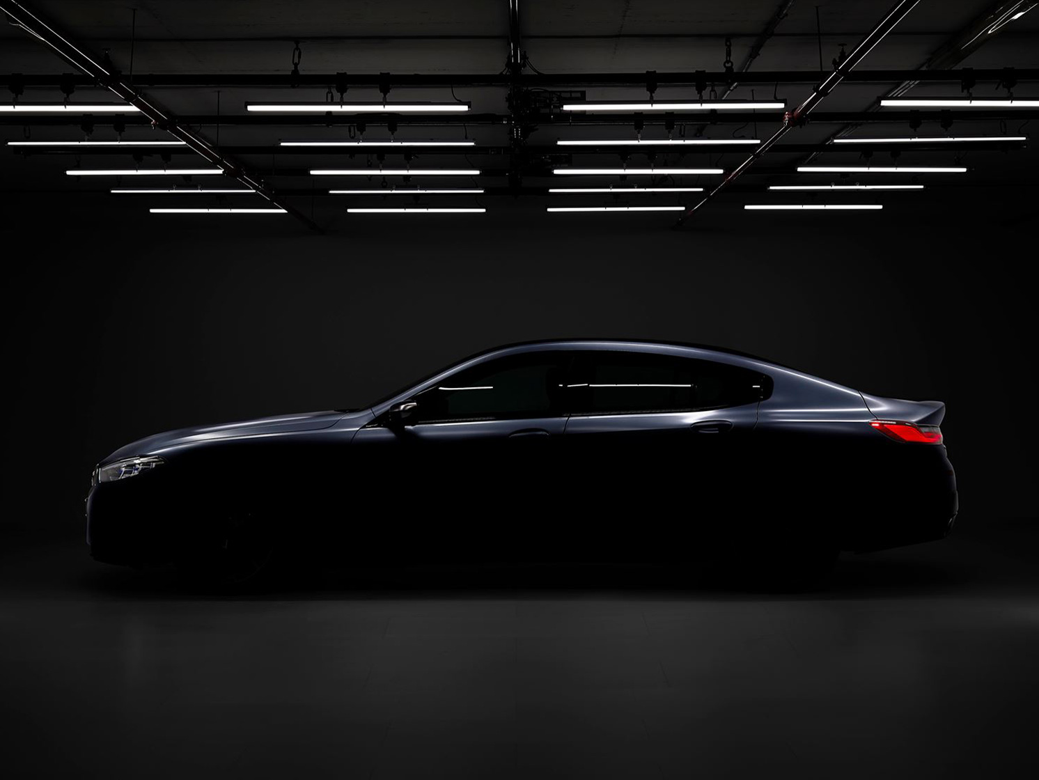 BMW teases the production 8 Series Gran Coupe thumbnail