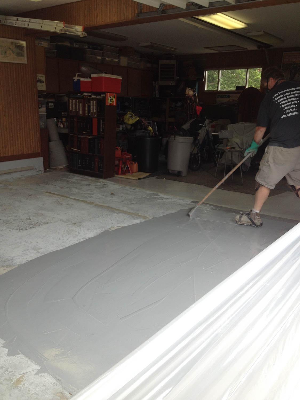 professional garage Floor Coating