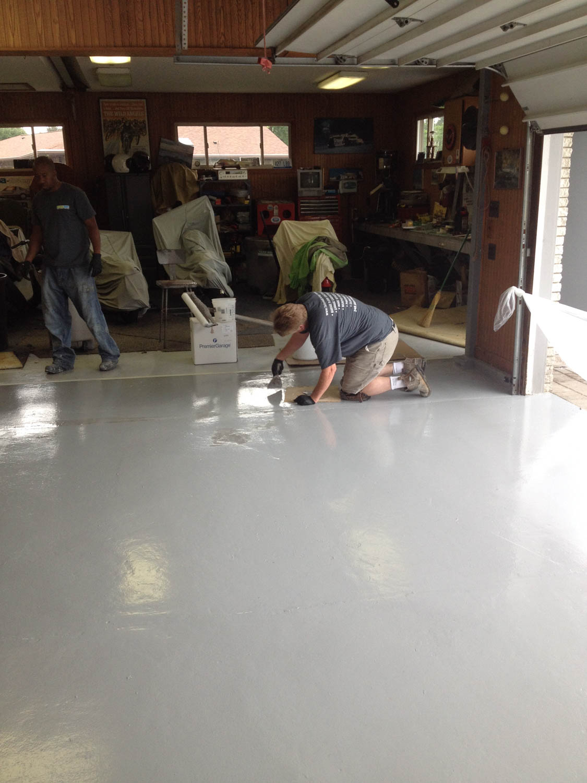 professional Floor Coating