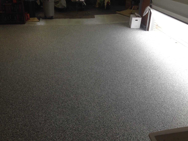 finished Floor coating