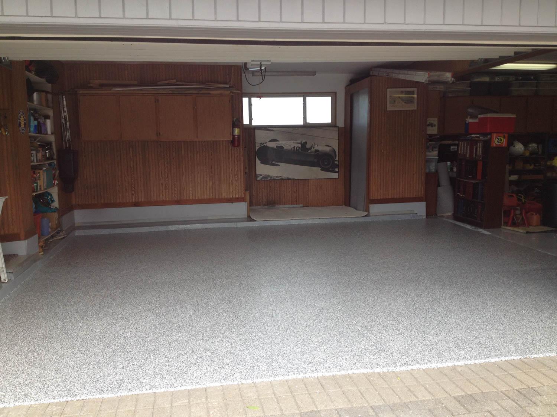 Garage Floor Coating 101 Professionals Vs Diy Hagerty Media