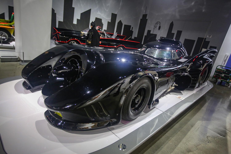 Tim Burton Batmobile