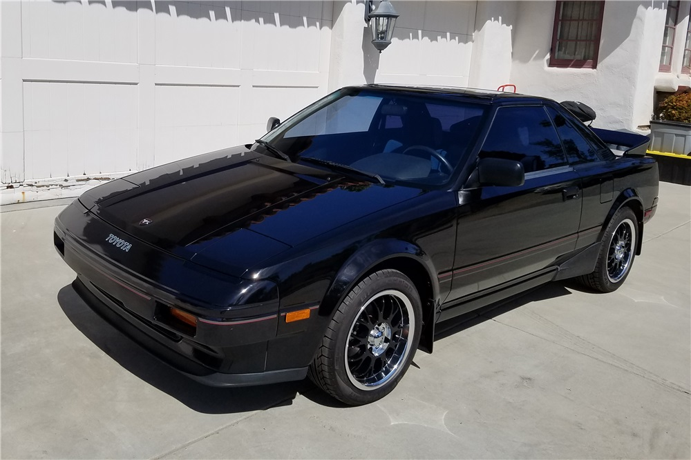 the 1984 89 toyota mr2 is getting pricier but you can still score a deal hagerty media 1984 89 toyota mr2 is getting pricier