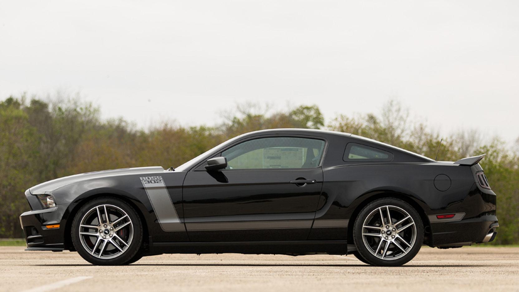 2013 Mustang Boss 302 Laguna Seca