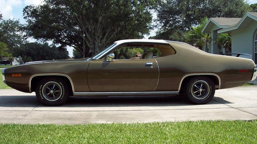 1971 Plymouth Satellite Sebring