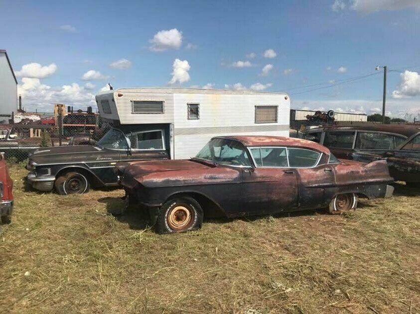 1958 Cadillac hearst House Car