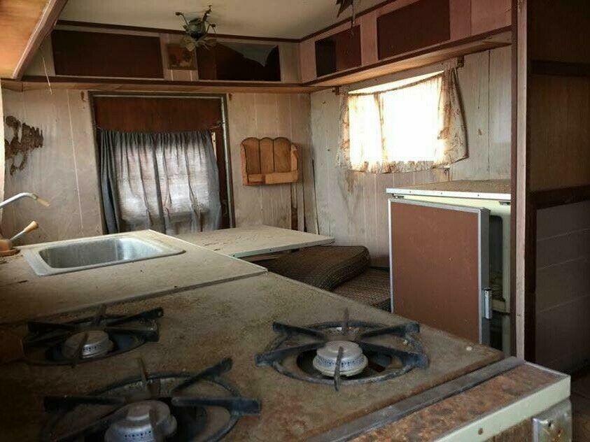 1958 Cadillac hearst House Car interior