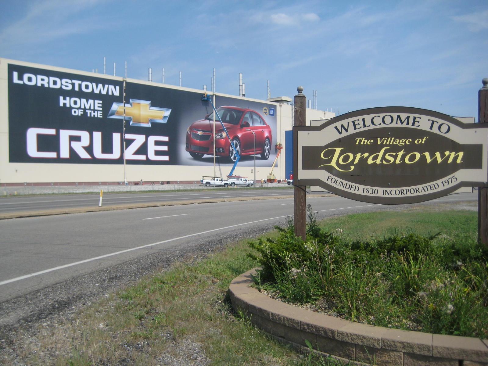 Electric truck maker interested in idled GM Lordstown plant