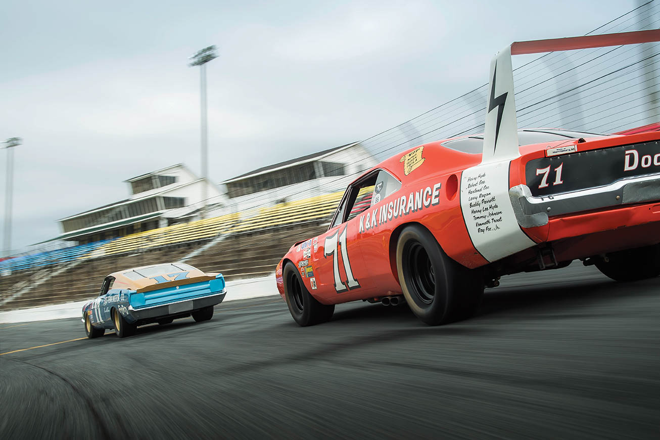 classic NASCAR