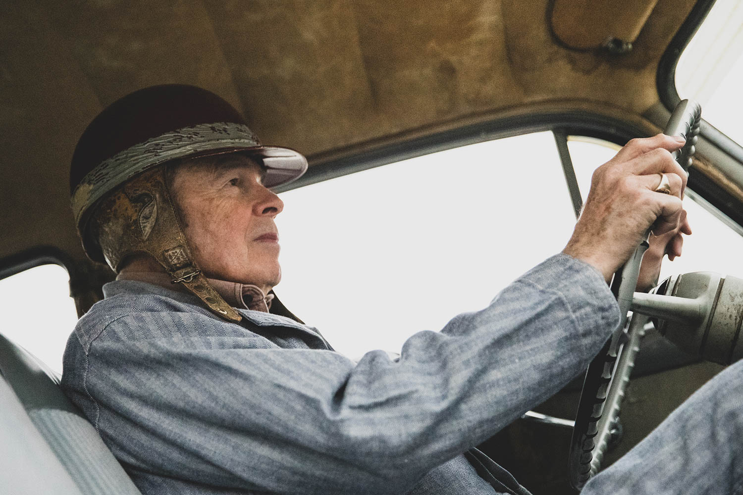 "At 80, Blair, Jr., is NASCAR's living library. ""The cars were heavy, and they weren't that fast,"" says Blair, who watched his daddy race in '53. ""It was the early days. Nobody knew anything."""