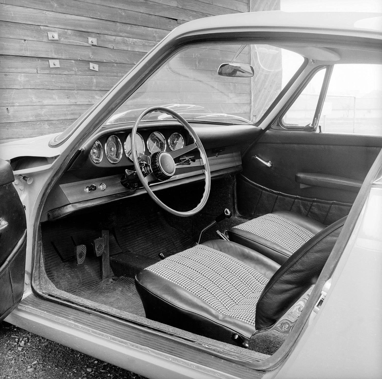 Recaro Porsche front seats