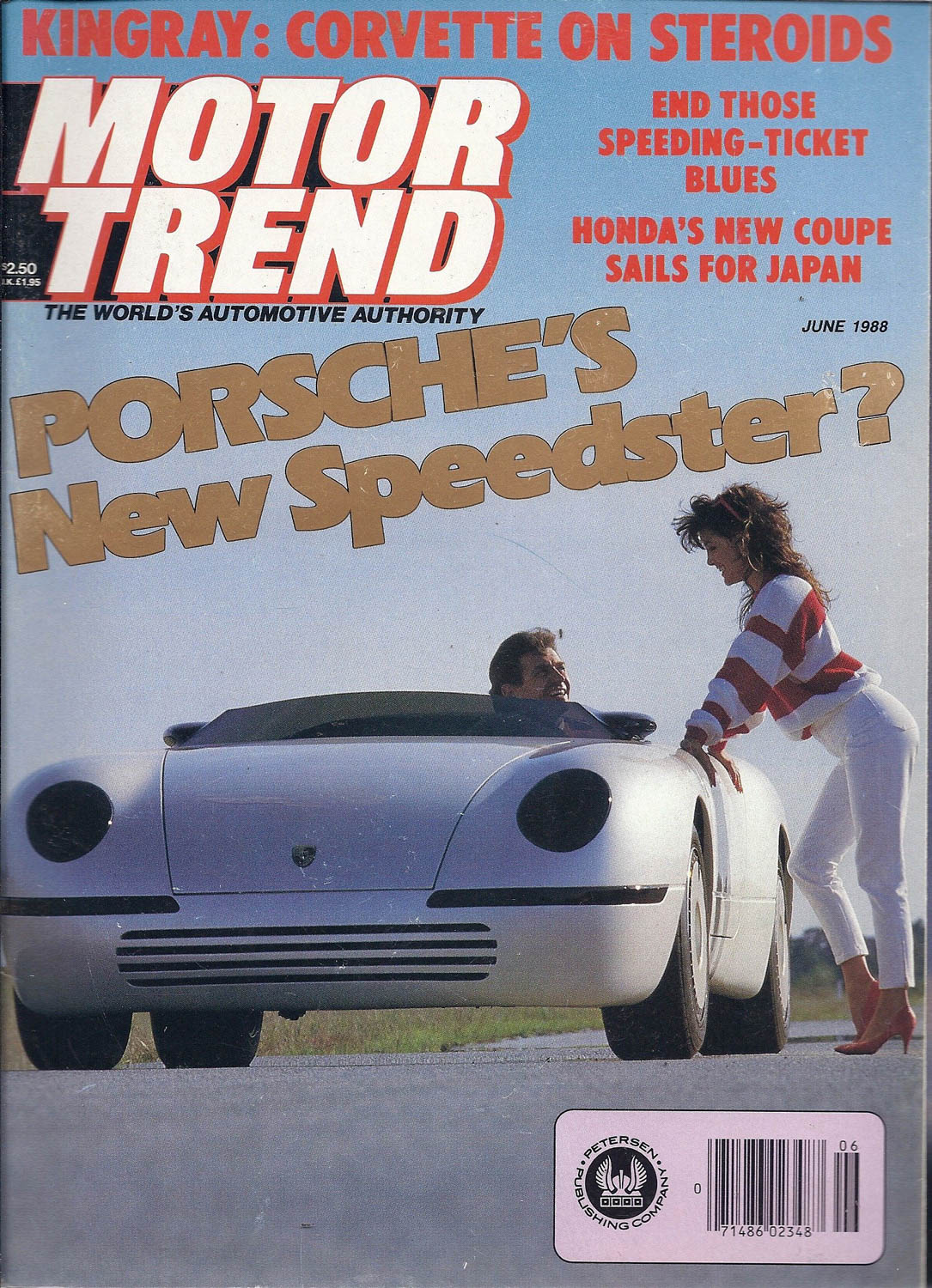 1988 Motor Trend cover