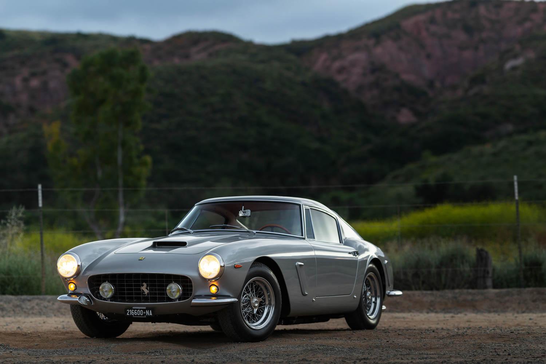 1962 Ferrari 250 GT SWB Berlinetta front 3/4