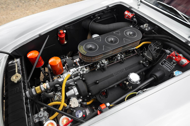 1962 Ferrari 250 GT SWB Berlinetta engine