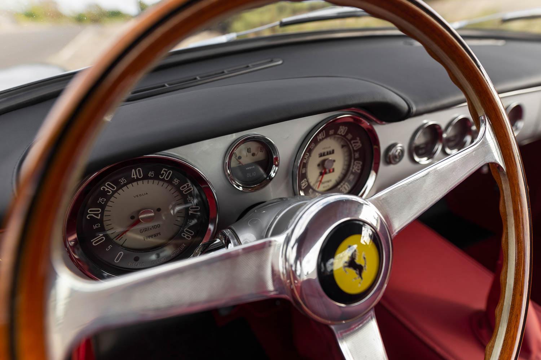 1962 Ferrari 250 GT SWB Berlinetta steering wheel