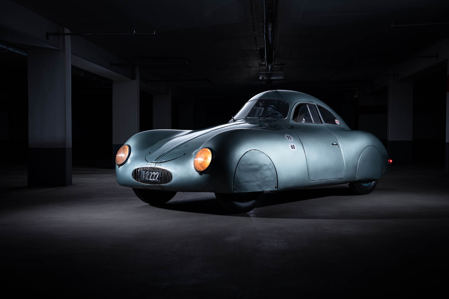 The first car to bear the Porsche name is up for sale. Here's why it's a big deal