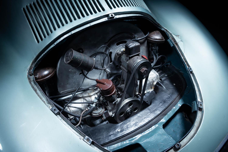 1939 Porsche Type 64 engine