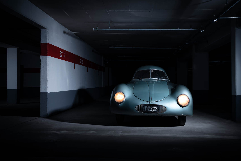 1939 Porsche Type 64 front