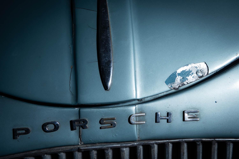 Porsche badge 1939 Porsche Type 64