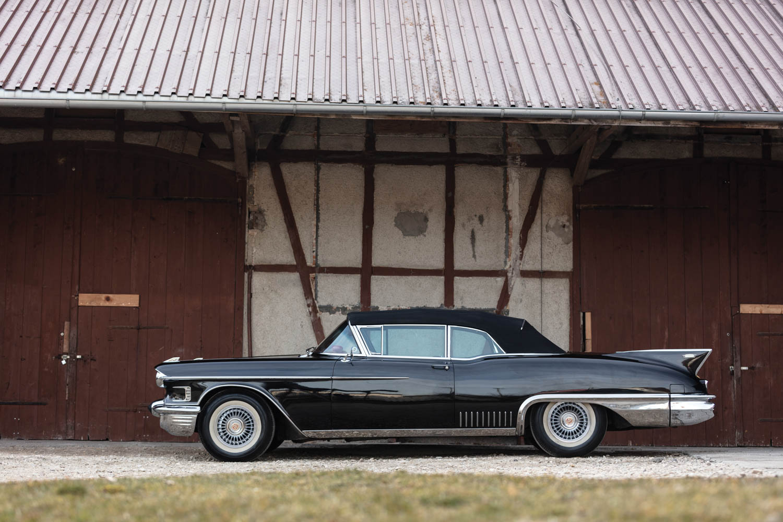 1958 Cadillac Eldorado Biarritz profile