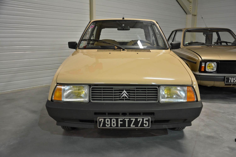 1986 Citroën Axel