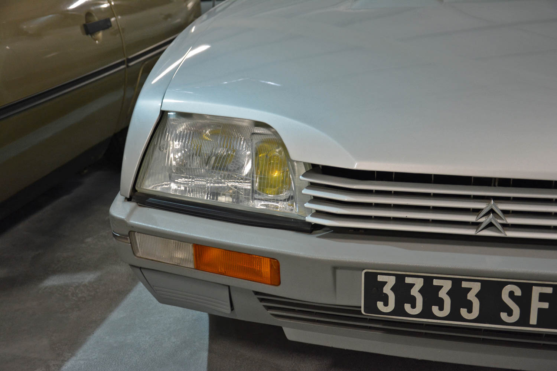 1987 Citroën CX REGAMO prototype head light