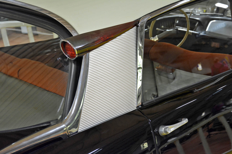 1955 Citroën DS 19 tail light