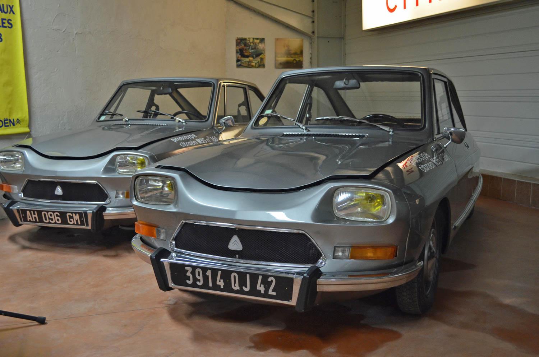 1970 Citroën M35