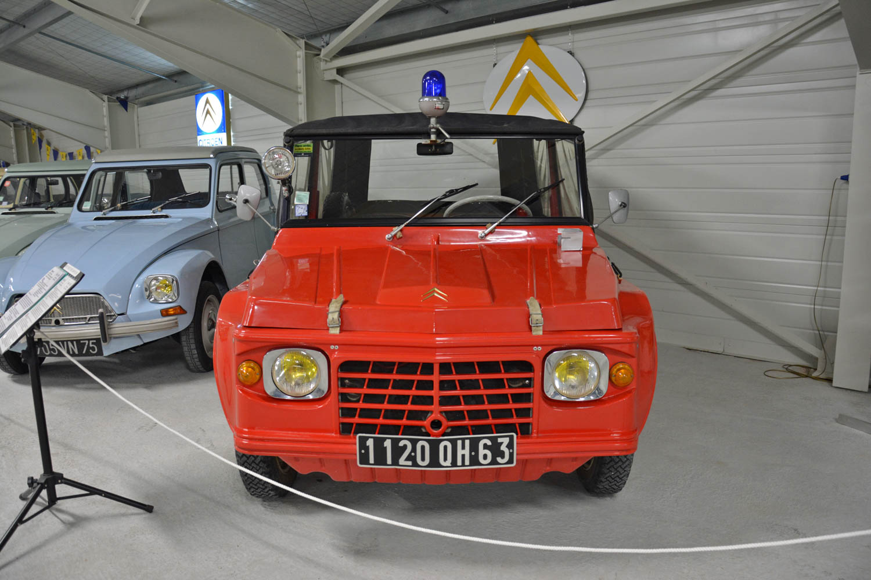 1972 Citroën Mehari front