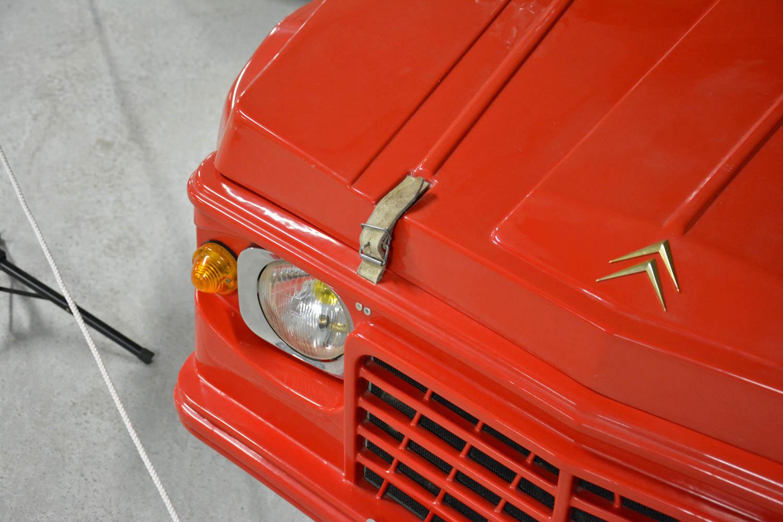 1972 Citroën Mehari hood