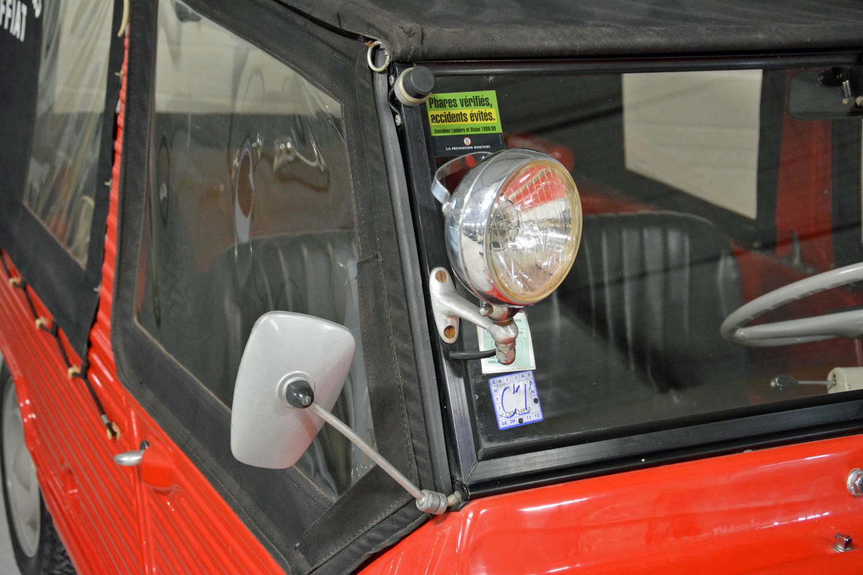 1972 Citroën Mehari light