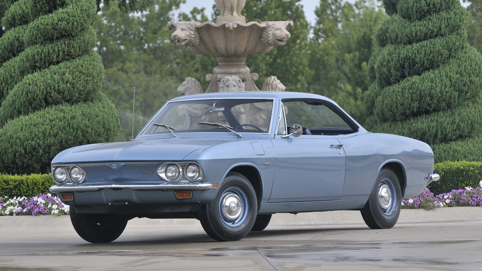 1969 Chevrolet Corvair 500