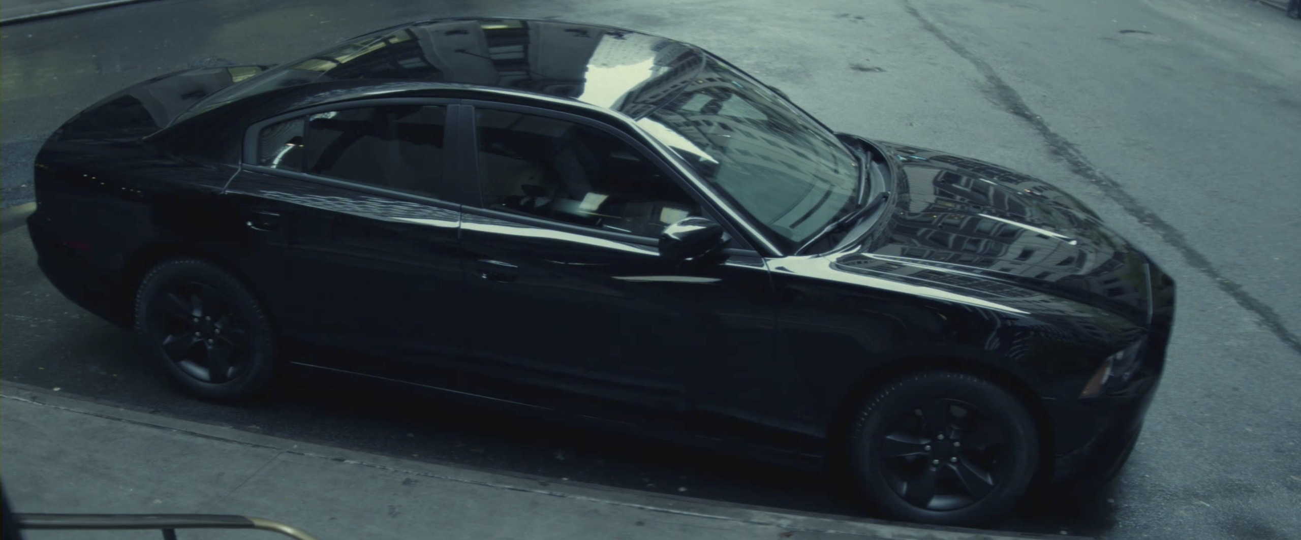 John Wick Dodge Charger