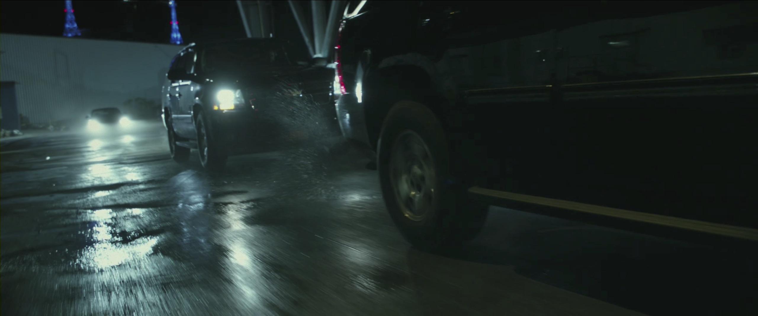 John Wick car chase