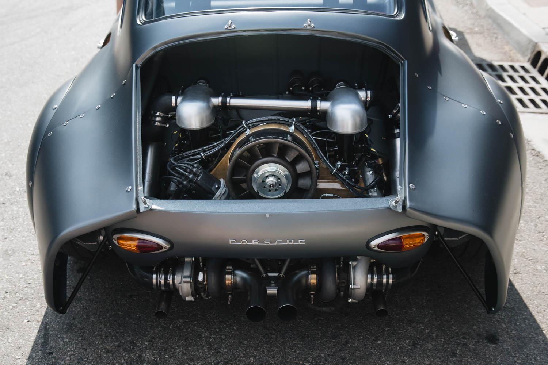 Luftgekühlt porsche engine